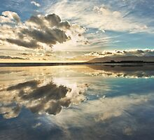 Sky In The Sand by Derek Smyth