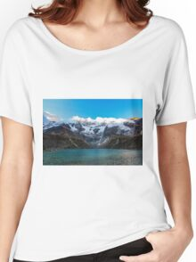 Humantay Lake Women's Relaxed Fit T-Shirt