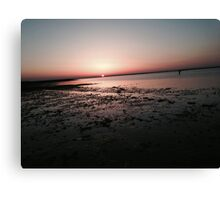Charleston Sunrise Canvas Print