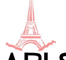Simple Paris Sticker