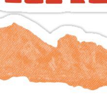 Hike Camelback Mountain! Sticker