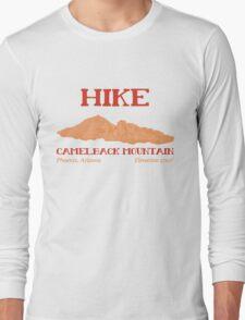 Hike Camelback Mountain! Long Sleeve T-Shirt