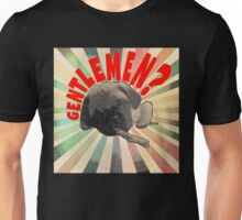 Gentleman Smitty Unisex T-Shirt