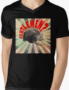 Gentleman Smitty Mens V-Neck T-Shirt