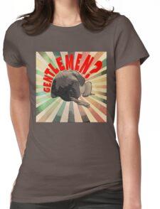 Gentleman Smitty Womens Fitted T-Shirt