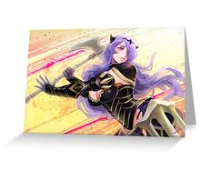 Fire Emblem Fates: Camilla Greeting Card