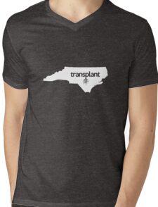 North Carolina Transplant NC Mens V-Neck T-Shirt