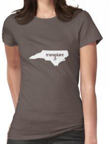 North Carolina Transplant NC Womens Fitted T-Shirt