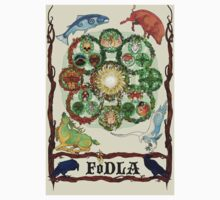 FoDLA Wheel of the Year One Piece - Short Sleeve