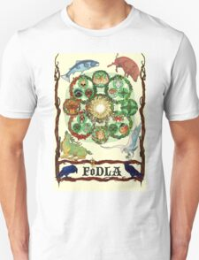 FoDLA Wheel of the Year Unisex T-Shirt