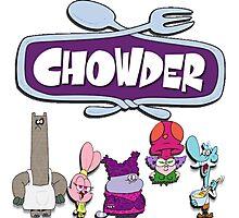 Chowder Photographic Print