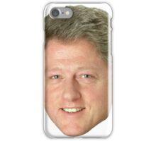 Bill Clinton iPhone Case/Skin
