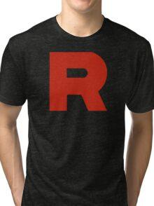 Team Rocket - PKMN Cosplay Tri-blend T-Shirt