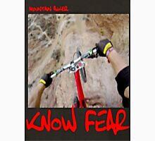 Mountain biker by KNOW FEAR WEAR Unisex T-Shirt