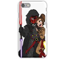 Star Wars: Revan and Bastila iPhone Case/Skin