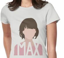 maxine!  Womens Fitted T-Shirt
