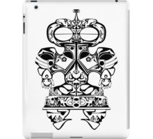 The Dogu Knows iPad Case/Skin