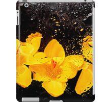 flora underwater iPad Case/Skin