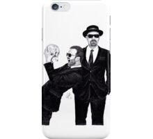 Aaron Paul & Bryan Cranston iPhone Case/Skin