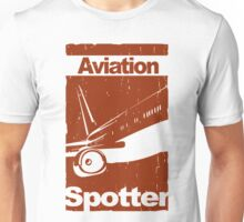 Aviation Spotter Unisex T-Shirt