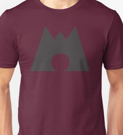 Team Magma (Original Mono version) - PKMN Cosplay Unisex T-Shirt