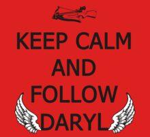 Keep Calm and Follow Daryl One Piece - Short Sleeve