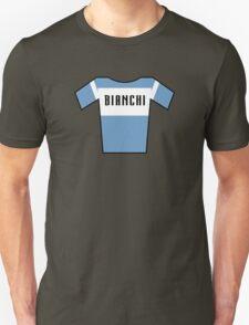 Retro Jerseys Collection - Bianchi Unisex T-Shirt
