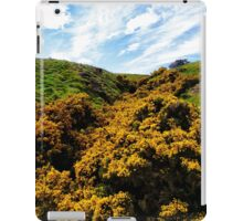 Scotland in May iPad Case/Skin