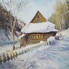 Winter time by Roman Burgan