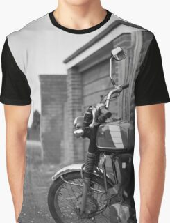 Motorcycle Graphic T-Shirt