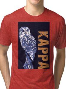 Kappa Owl Tri-blend T-Shirt