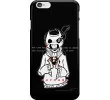 Carnage- OFF iPhone Case/Skin
