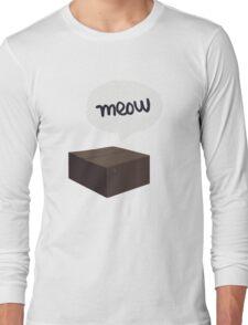 Schrodinger's Cat – Warren Graham, Life Is Strange Long Sleeve T-Shirt