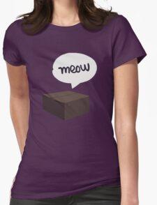Schrodinger's Cat – Warren Graham, Life Is Strange Womens Fitted T-Shirt