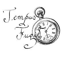 Tempus fugit  Photographic Print