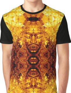 Brother Meditation - gamma charge Graphic T-Shirt