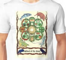 Wheel of the Year Unisex T-Shirt