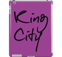"Welcome To Night Vale ""King City"" - Purple iPad Case/Skin"
