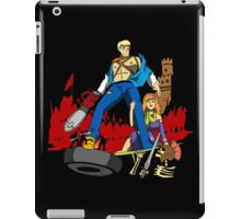Mystery of Darkness iPad Case/Skin