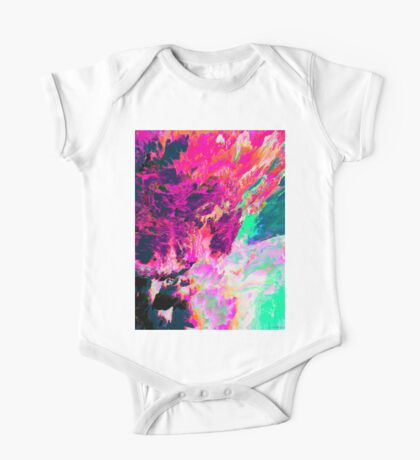 Abstract 42 One Piece - Short Sleeve