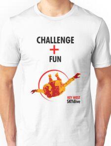 Key West SkyDive Unisex T-Shirt