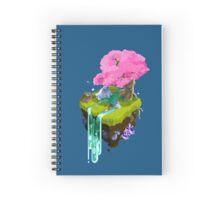 Spring Remnant Spiral Notebook