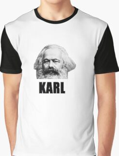 Old Karl Graphic T-Shirt