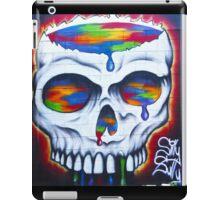 Paint Skull iPad Case/Skin