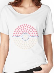 Sylveon Pokeball Women's Relaxed Fit T-Shirt
