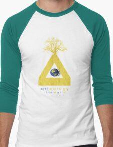 arteology tree life 2 Men's Baseball ¾ T-Shirt