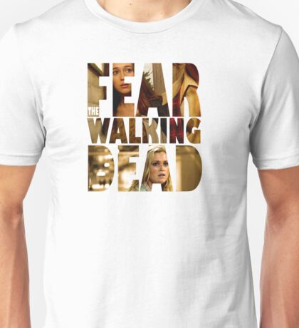 FEAR THE WALKING DEAD #1 Elyza Lex & Alicia Clark Unisex T-Shirt