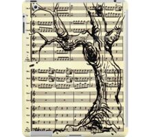 Handel Water Music Tree #1 iPad Case/Skin