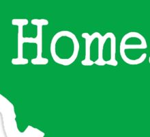 Illinois Home IL Green Sticker