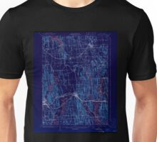 New York NY Clyde 137776 1902 62500 Inverted Unisex T-Shirt